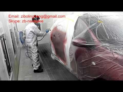 Car spray booth,Automotive paint booth