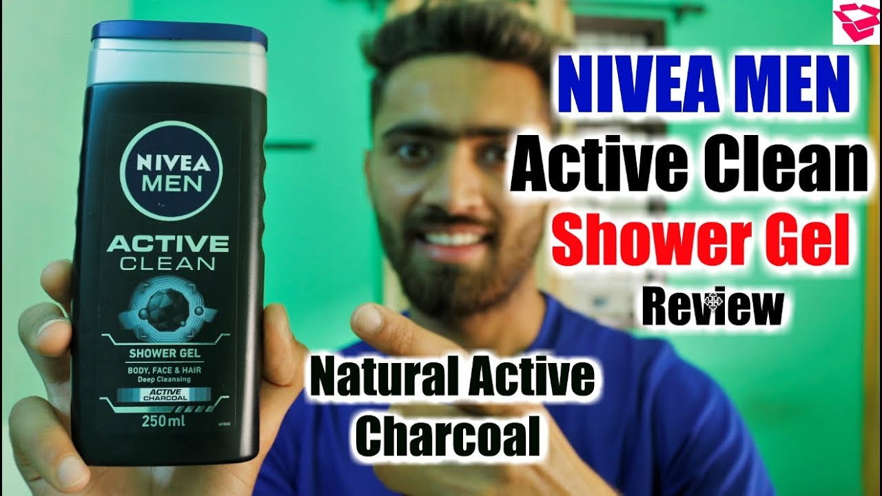 Nivea Men Active Clean Shower Gel ...