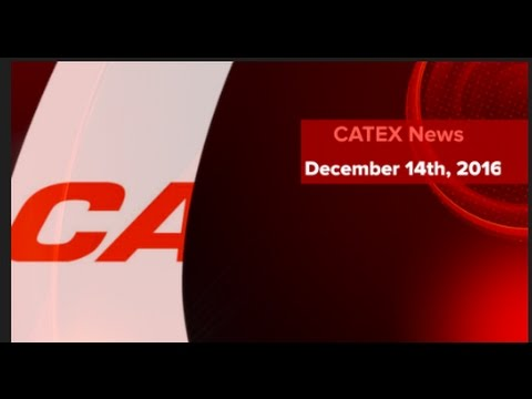 CATEX News for December 14th 2016: Lloyd's indicates an underwriting loss for 2016.