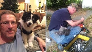 Dads Who Didn't Want The Damn Dogs In Their Lives (Part 1)