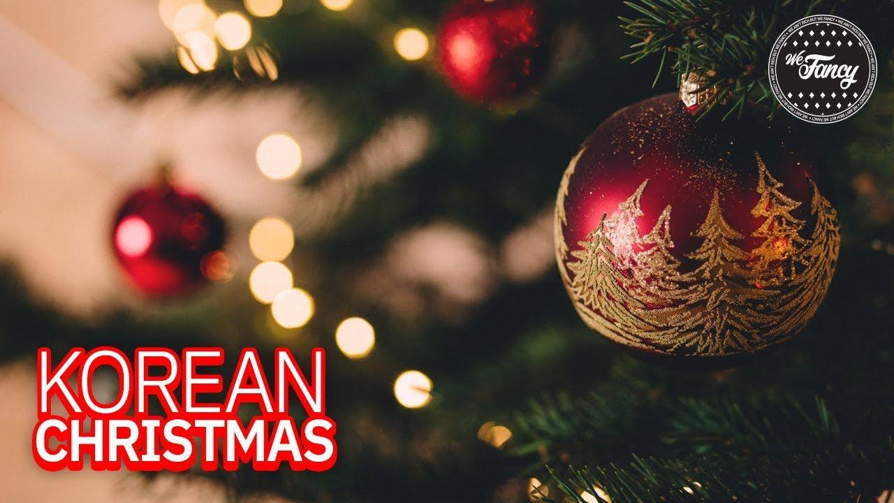 Christmas In Korea.Do Koreans Celebrate Christmas In Korea