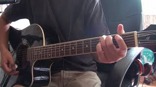 [Acoustic Guitar & Vocal Cover] HarryP - Bokura no Let it Be