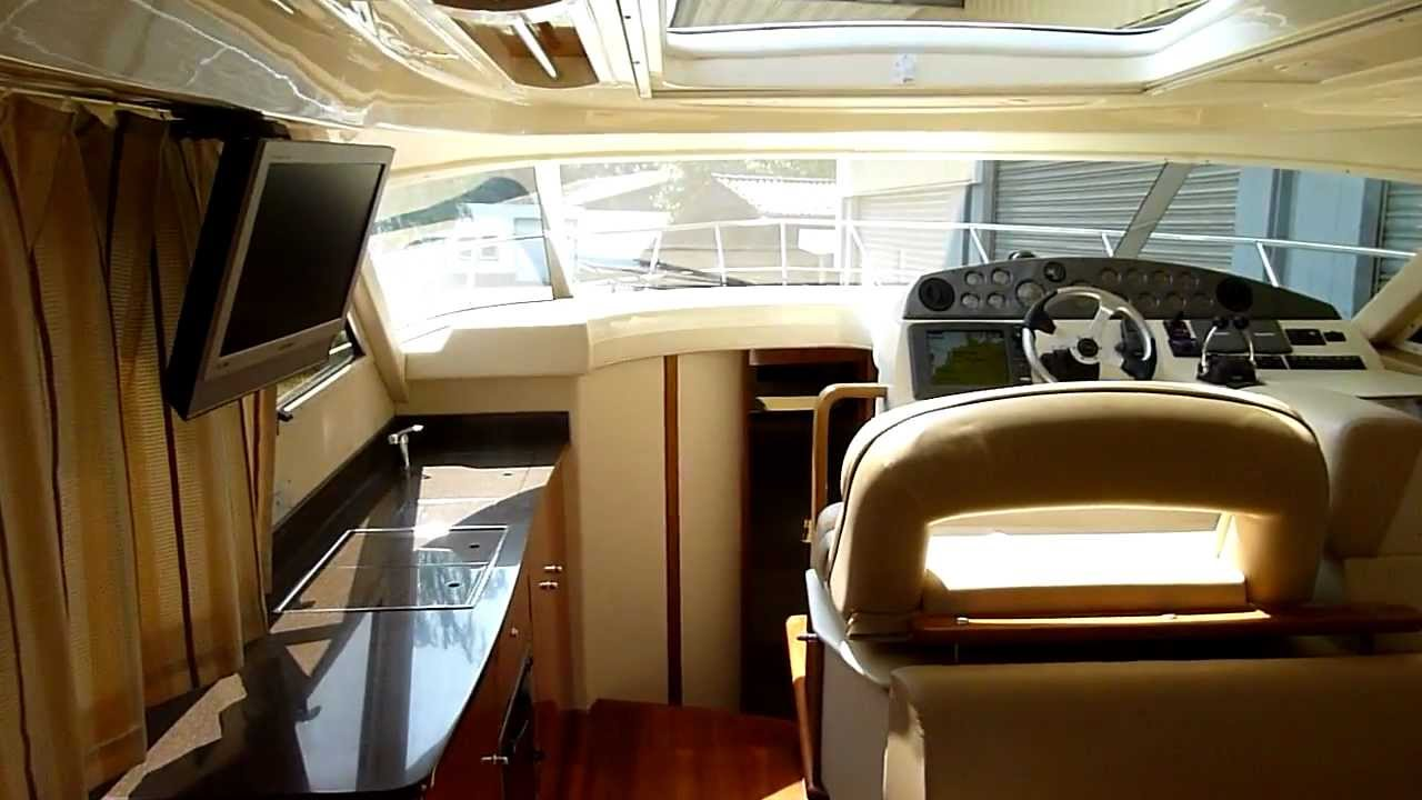 Sealine Sc 39 Ht Hardtop Bei Bargen Boote In Herford Youtube