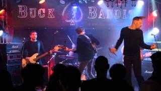 Stereo Bombs - Wasted Time @ Marias Ballroom 31.07.2015