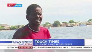 Boat operators face tough times following a hike in fuel prices