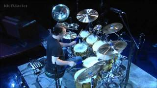 Gavin Harrison - Drum Solo (2nd Week) - The Chicken - David Letterman.mp4