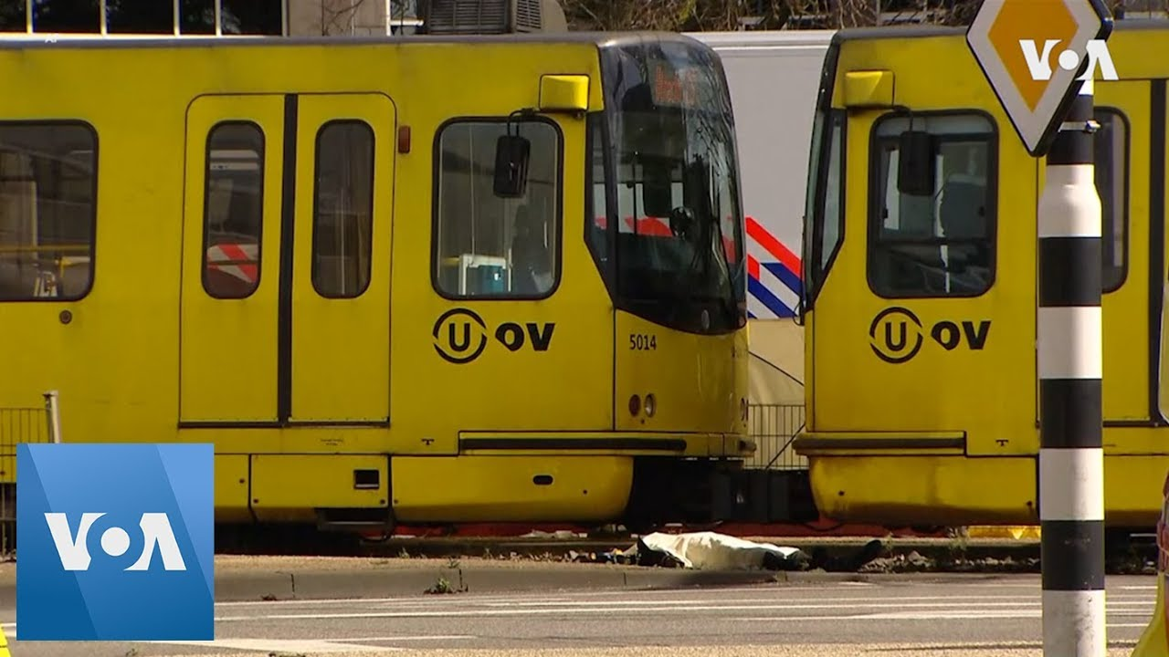 In Utrecht, Gunman Aboard a Tram Kills at Least 3