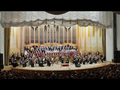 ''Carmina Burana''  Самара  Филармония  8 апреля 2017г