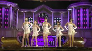 [HD] Wonder Girls - Nobody @ Blue Dragon Film Awards 081120