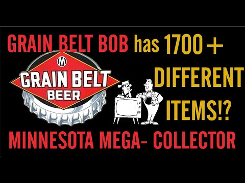Huge Grain Belt Beer Collection in Minnesota - I Buy Old Beer