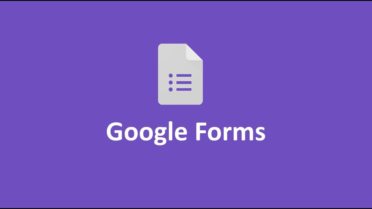 E-learning   Google Forms