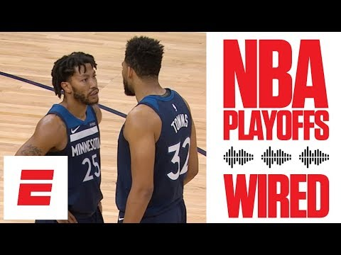 2018 NBA Playoffs: Players and coaches get wired up in first round | ESPN