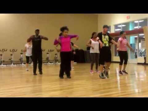 Jordin Sparks I Am Woman Cardio Dance Choreography