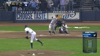Brewers fans go crazy after Soriano