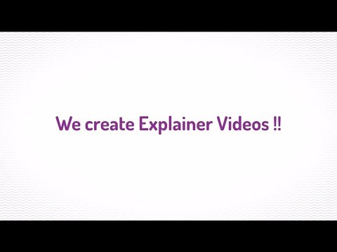 Get Your Explainer Video Today | Arab Online Services
