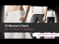 10 Women's Pants By Urban Classics Spring 2017 Collection