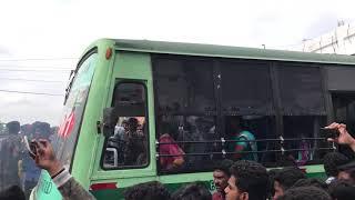 Vivegam movie salem ARRS theatre thala fans mass celebration