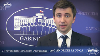 Prof. Andrzej Rzońca wzywa Mateusza Morawieckiego do debaty. #WzywamyDoDebaty