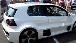 Volkswagen Golf GTI W12 650 Videos