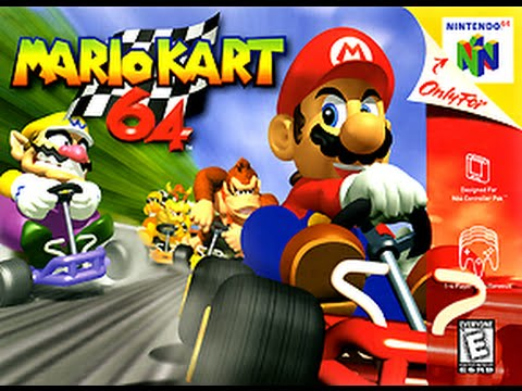 topo adventure kart Mario kart   N64 (50cc)..el topo volador XD   YouTube topo adventure kart