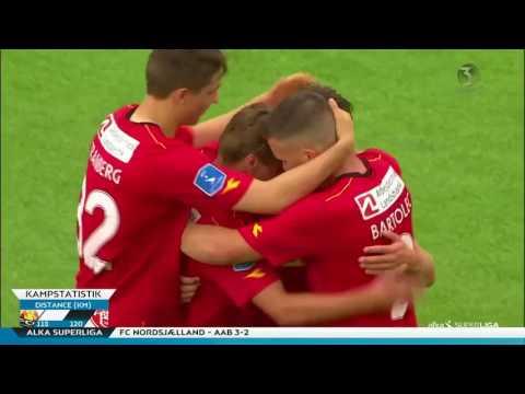 Denmark ALKA Superliga 2017-18 Game week 3