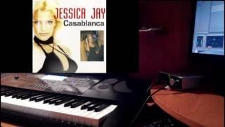 Jessica Jay - Casablanca (REMIX 2016) CASIO CTK-7200