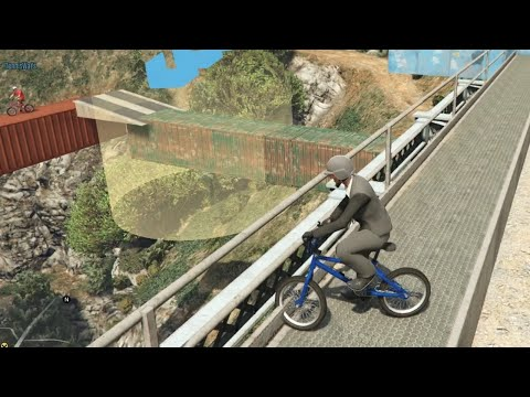 DE ULTIEME BMX RACES! (GTA V Online Funny Jobs)