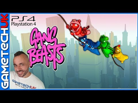 Gang Beasts - PS4 - Total Madness ONLY £12.99