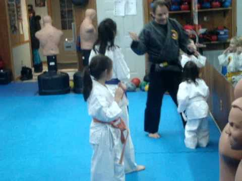Shaolin Kempo Karate in Hudson NY