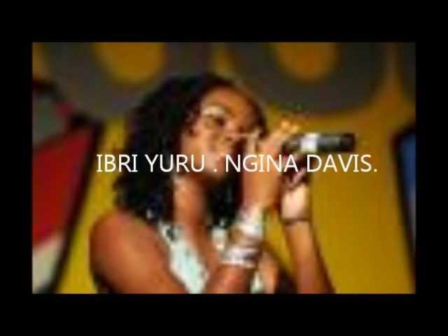 IBRI YURU - NGINA DAVIS (SURIPOP 2004)