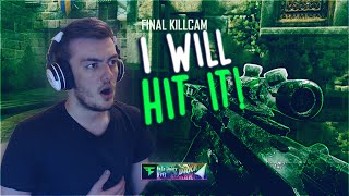 I WILL HIT THE BOAT BANG! (BO2 TRICKSHOT KILLCAM)