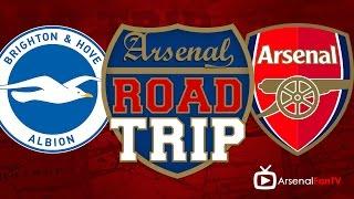 Road Trip - Brighton v Arsenal