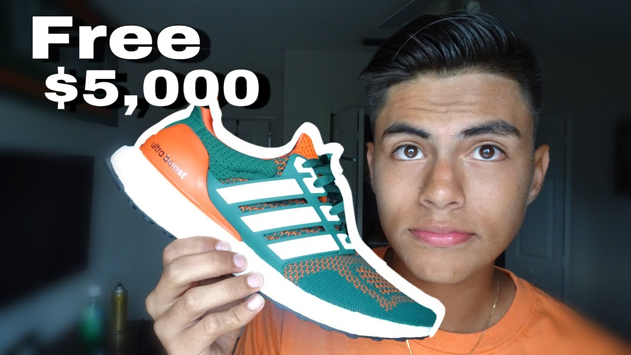 ea5a41af094ff MOST EXPENSIVE ADIDAS ULTRABOOST EVER - YouTube