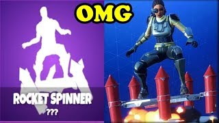 *NEW* Fortnite Season 4 DANCES IN REAL! (SQUAT KICK,SNOOP DOG(TIDY),ROCKET SPINNER)