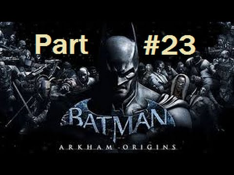 Batman Arkham Origins Pt. 23 Royal Plaza Hotel Panic!