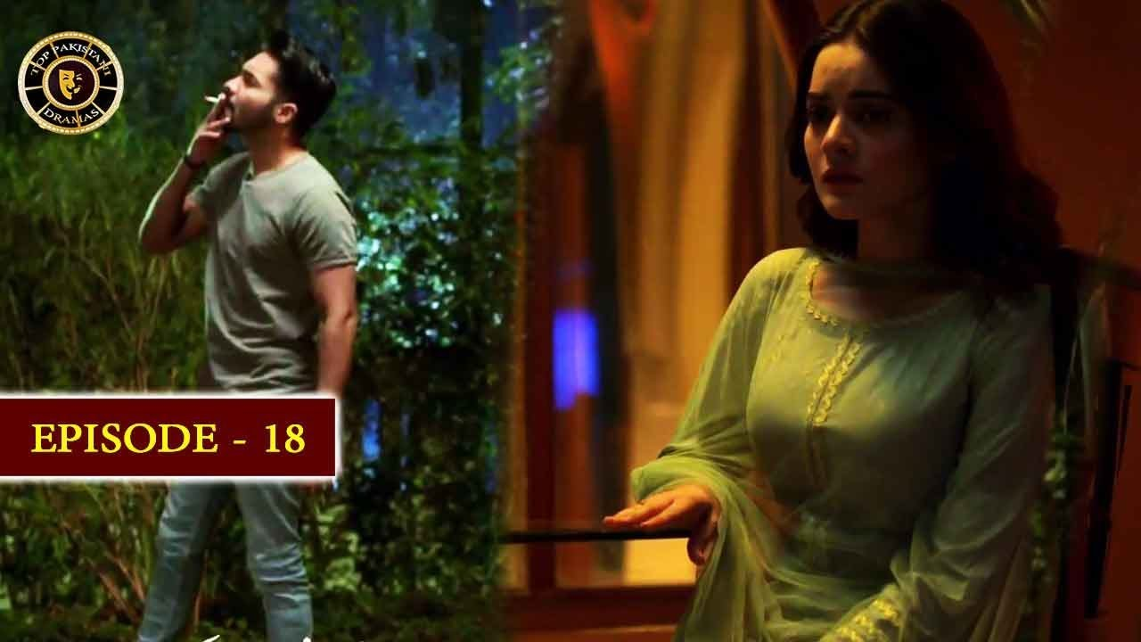Hassad Episode 18 |  Minal Khan | Top Pakistani Drama