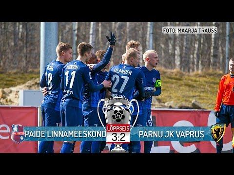 5. voor 2017: Paide Linnameeskond - Pärnu JK Vaprus 3:2 (1:1)