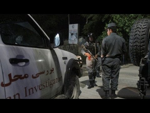 Taliban Claim Responsibility for Kabul Guest House Attack