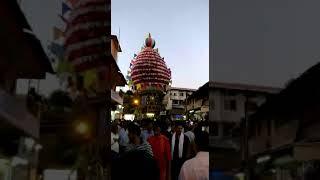 Kumta teru 2018 ( car festival) Rathasapthmi lord Govinda/ live