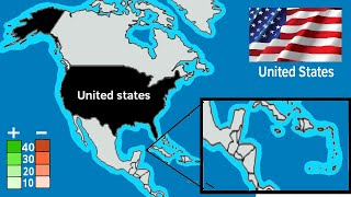 Relations between the United States and the world