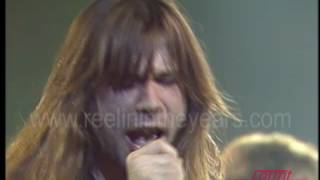 "Iron Maiden- ""Wasted Years"" on Countdown 1986"