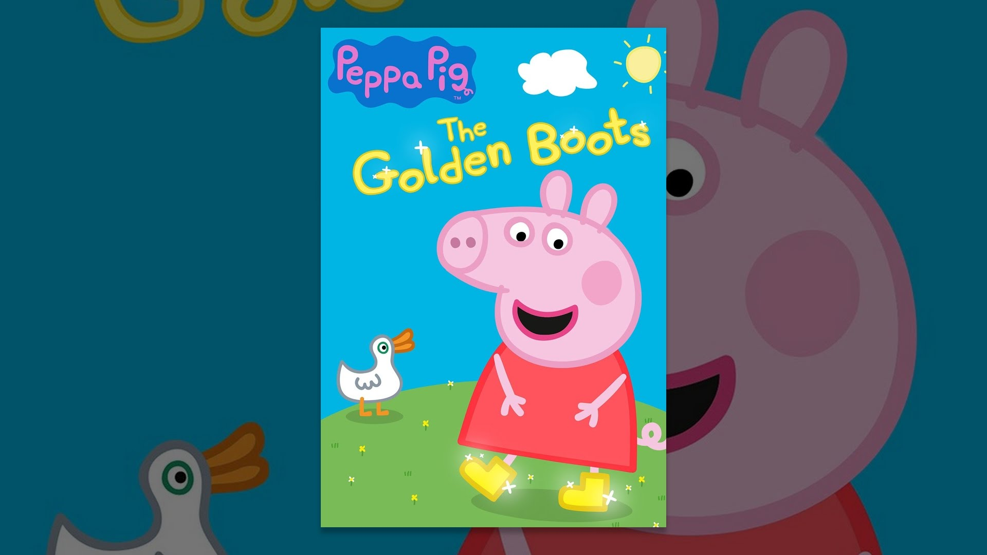 Peppa Pig The Golden Boots Youtube