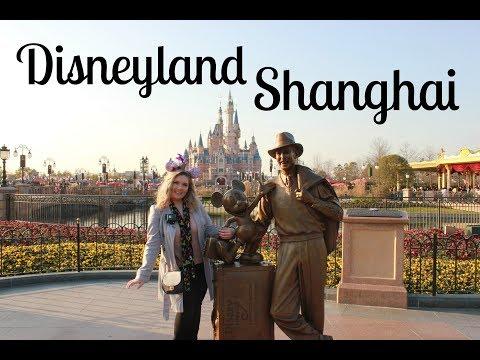 Johanna Belle   Shanghai Disneyland Travelvlog - Part 1!