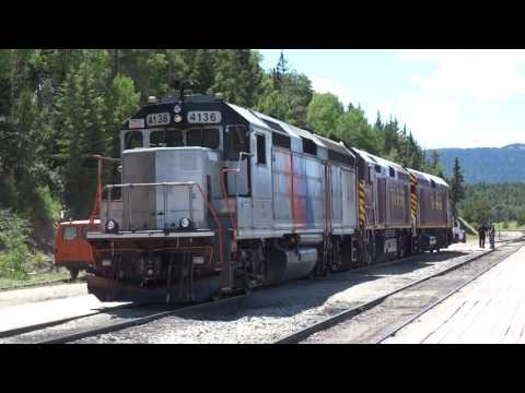 Rio Grande Scenic Railroad July 2016