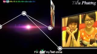 (HD) Clip Tặng Tiểu Phương -Beautiful Girl - Sean Kingston - { Video lyrics }