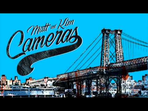Matt and Kim  Cameras Instrumental with hook