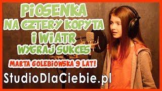 Piosenka na cztery kopyta i wiatr - Wygraj Sukces (cover by Marta Gołębiowska) #1274