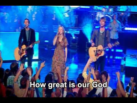 How Great Is Our God  Darlene Zschech