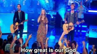 How Great Is Our God - Darlene Zschech YouTube Videos