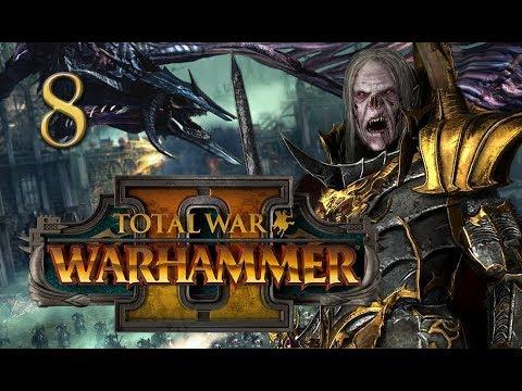 Total War: Warhammer 2 Mortal Empires Campaign #8 - Vlad von Carstein